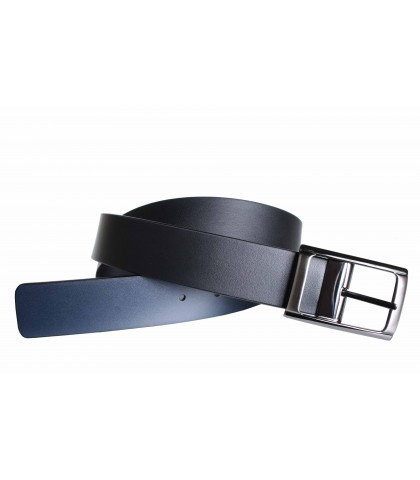 REVERSIBLE PLAIN BELT IN...