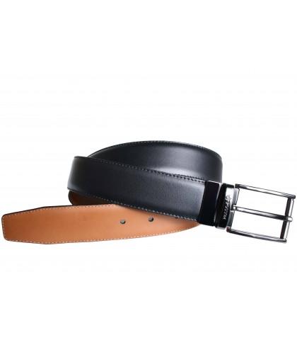 Cinturón reversible piel...