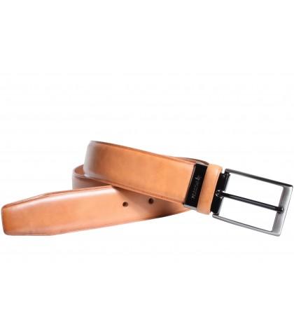 Cinturón sport vaquetilla